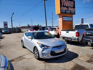 Used 2016 Hyundai Veloster SE**ONLY 72KMS**AUTO**CERTIFIED for sale in London, ON
