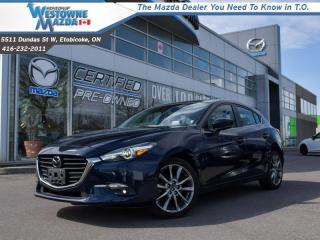 Used 2018 Mazda MAZDA3 Sport GT  - Sunroof -  Heated Seats for sale in Toronto, ON