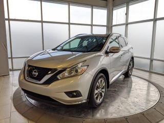 Used 2016 Nissan Murano No accidents - Low Mileage! for sale in Edmonton, AB