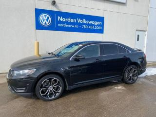 Used 2015 Ford Taurus SHO AWD - 365 HP TWIN TURBO V6 for sale in Edmonton, AB
