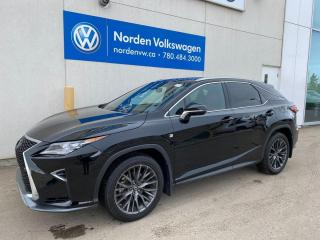 Used 2018 Lexus RX RX 350 F-SPORT - SERIES 3! for sale in Edmonton, AB
