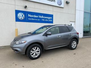 Used 2013 Nissan Murano SV AWD - SUNROOF / HEATED SEATS for sale in Edmonton, AB