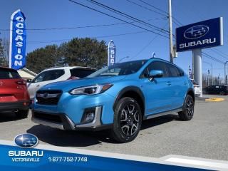 Used 2020 Subaru XV Crosstrek Plug-in Hybrid 2.0i AWD ** PLUG-IN HYBRIDE ** LIMITED for sale in Victoriaville, QC