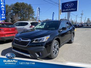 Used 2020 Subaru Outback 2.4i AWD ** LIMITED XT ** TURBO for sale in Victoriaville, QC