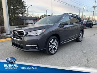 Used 2020 Subaru ASCENT 2.4i AWD ** LIMITED ** 8 PASSAGERS for sale in Victoriaville, QC