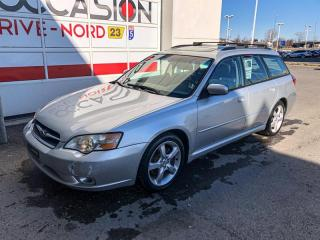 Used 2006 Subaru Legacy Outback Limited-CUIR-TOIT-MAGS+++ for sale in Boisbriand, QC
