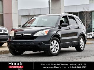 Used 2007 Honda CR-V EX AWD BAS KM AWD BAS KM TOIT MAGS for sale in Lachine, QC