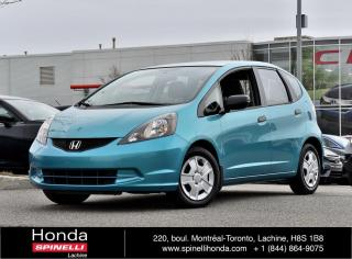 Used 2014 Honda Fit DX-A AUTO BAS KM AUTO BAS KM AC for sale in Lachine, QC