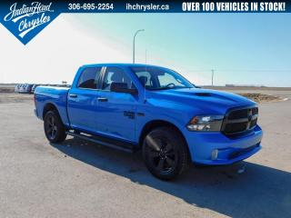 New 2020 RAM 1500 Classic Night Edition 4x4 | HEMI | RamBox for sale in Indian Head, SK