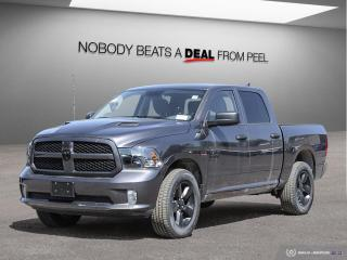 New 2020 RAM 1500 Classic Express Black for sale in Mississauga, ON