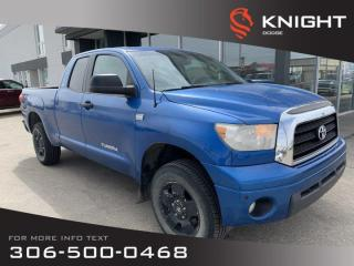 Used 2008 Toyota Tundra SR5 for sale in Swift Current, SK