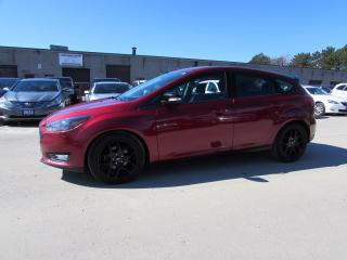 Used 2016 Ford Focus SE HB CERTIFIED 2YR WARRANTY CAMERA BLUETOOTH HEATED SEATS ALLOYS CRUISE for sale in Milton, ON