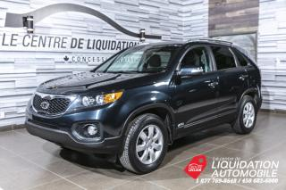 Used 2013 Kia Sorento LX+AWD+GR/ELEC+A/C+MAGS+BLUETOOTH for sale in Laval, QC