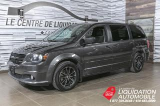 Used 2016 Dodge Grand Caravan SXT+MAGS+CAM/REC+A/C+GR/ELEC+BLUETOOTH for sale in Laval, QC