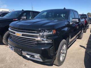 New 2020 Chevrolet Silverado 1500 High Country for sale in Markham, ON