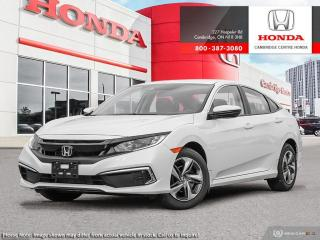 New 2020 Honda Civic LX for sale in Cambridge, ON