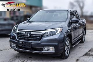 Used 2017 Honda Ridgeline Touring TOURING||LANE DEPARTURE||SUNROOF||NAVI||REVERSE||HEATED STEERING WHEEL!! for sale in Bolton, ON