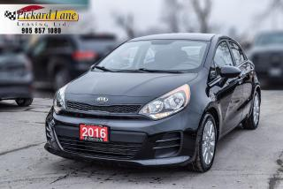Used 2016 Kia Rio LX+ CERTIFIED!! for sale in Bolton, ON