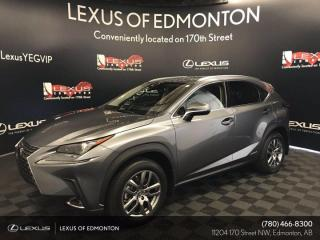 New 2020 Lexus NX 300 F Sport Series 3 for sale in Edmonton, AB