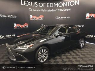 New 2020 Lexus ES 350 Standard Package for sale in Edmonton, AB