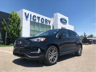 New 2020 Ford Edge Titanium for sale in Chatham, ON