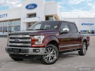 Used 2015 Ford F-150 Lariat for sale in Winnipeg, MB