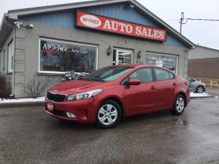 Used 2017 Kia Forte LX+ for sale in London, ON