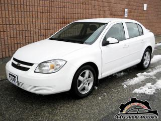 Used 2010 Chevrolet Cobalt LT    CERTIFIED    AUTO for sale in Waterloo, ON
