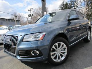 Used 2015 Audi Q5 TDI TECHNIK|NAVIGATION|ONE OWNER|86,000KMS ! for sale in Burlington, ON