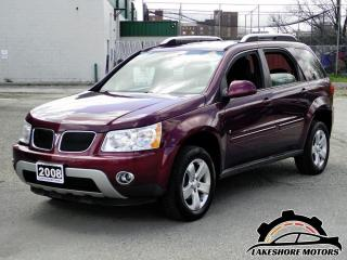 Used 2008 Pontiac Torrent || CERTIFIED || for sale in Waterloo, ON