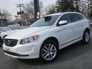 Used 2017 Volvo XC60 T5|NAVIGATION|PANORAMA|LEATHER|HEATED SEATS for sale in Burlington, ON