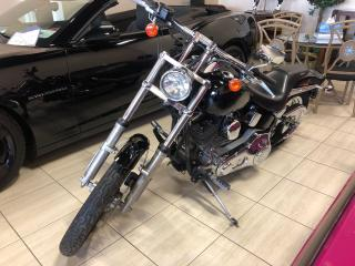 Used 2004 Harley-Davidson Softail CUSTOM for sale in Guelph, ON