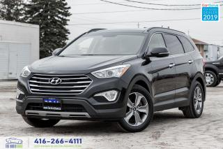Used 2015 Hyundai Santa Fe XL Luxury|Leather|Backup Cam|Keyless|Alloys|HTD Seats for sale in Bolton, ON