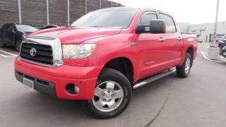 Used 2007 Toyota Tundra CREW MAX TRD OFF ROAD 4X4 for sale in Toronto, ON