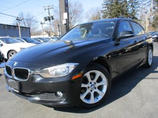Used 2012 BMW 3 Series 320I 6 SPEED MANUAL SUNROOF 102,000KMS LOW KM for sale in Burlington, ON