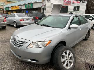 Used 2007 Toyota Camry 2007 Camry /Alloy Wheels /4 Cylinder for sale in Toronto, ON
