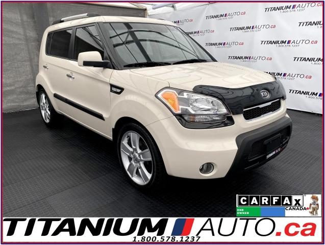2011 Kia Soul 4U+2.0L+Sunroof+BlueTooth+Heated Seats+XM Radio+