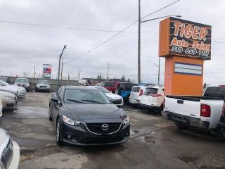 Used 2015 Mazda MAZDA6 GS*ONLY 153KMS*LEATHER**SUNROOF**AUTO**CERTIFIED for sale in London, ON