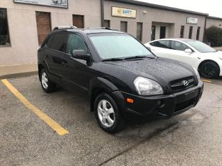 Used 2008 Hyundai Tucson FWD 4dr I4 Auto GLS,LEATHER for sale in Burlington, ON