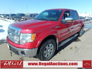 Used 2012 Ford F-150 LARIAT SUPERCREW SWB 4WD 5.0L for sale in Calgary, AB