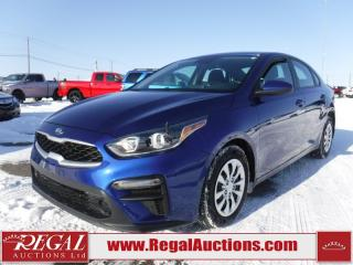 Used 2019 Kia Forte LX 4D Sedan 2.0L for sale in Calgary, AB