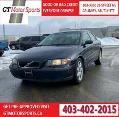 Used 2004 Volvo S60 for sale in Calgary, AB