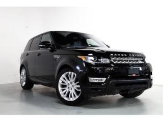 Used 2016 Land Rover Range Rover Sport HSE I TD6 I MERIDIAN I PANO I NAVI for sale in Vaughan, ON