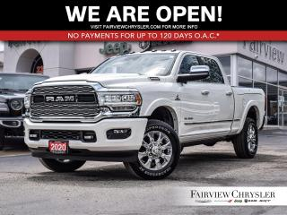 New 2020 RAM 2500 Limited for sale in Burlington, ON