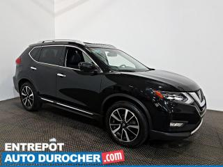Used 2017 Nissan Rogue SL Platinum AWD NAVIGATION - Toit Ouvrant - A/C - for sale in Laval, QC
