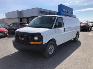 Used 2016 GMC Savana WT 3500 EXT for sale in Napanee, ON