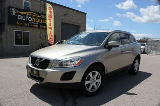 Used 2012 Volvo XC60 T6,AWD,PANAROOF,PUSH START,POWER TRUNK for sale in Newmarket, ON