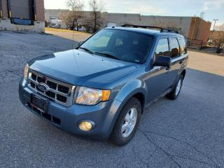 Used 2010 Ford Escape 4WD 4dr I4 Auto XLT for sale in Mississauga, ON