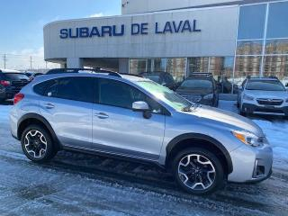 Used 2016 Subaru XV Crosstrek 2.0i Limited for sale in Laval, QC