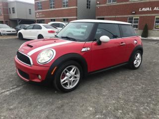 Used 2009 MINI Cooper S S for sale in Laval, QC